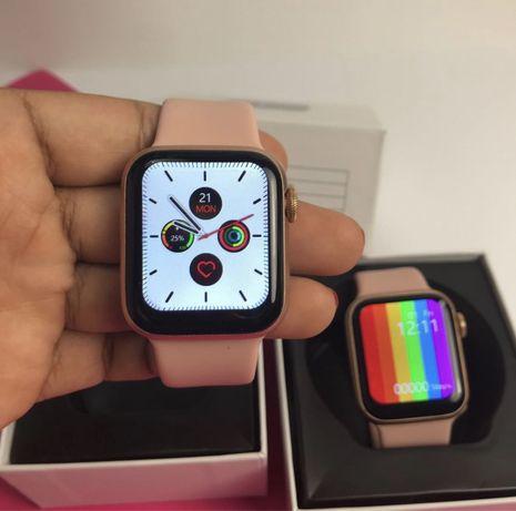 Скидка -30% Умные Часы T5 Smart Watch 5/6 AirPods iPhone не apple
