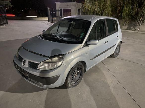 Renault Scenic 1.9DCI НА ЧАСТИ