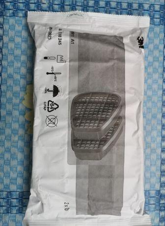 Filtre 3M carbon Activ , Filtre 3M rotunde p3 sau p2 , pret 50 lei set