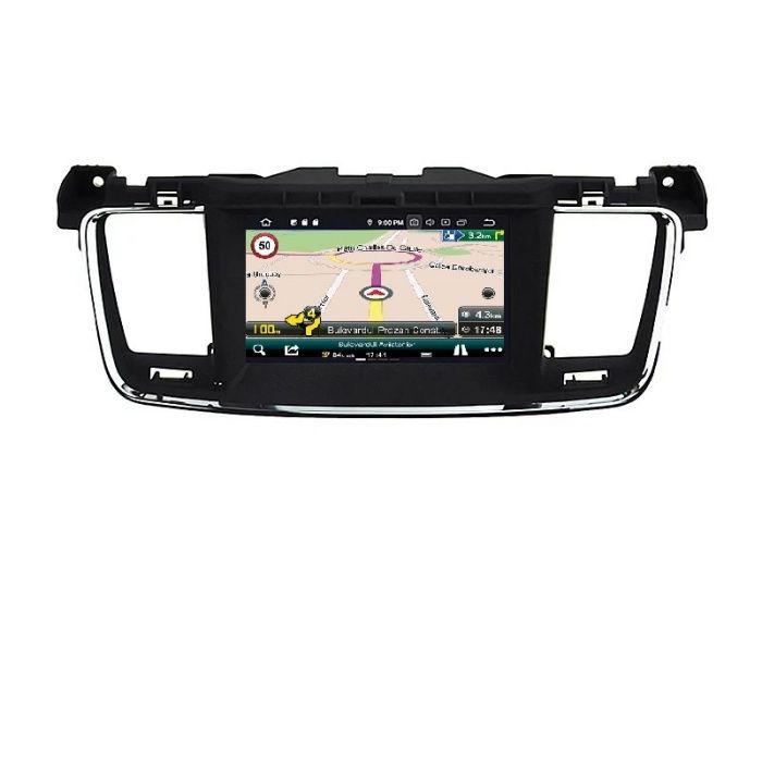 Navigatie Peugeot 508,Octa-Core 4G+64G , factura+transport+garantie Navodari - imagine 1