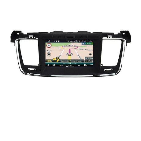 Navigatie Peugeot 508,Octa-Core 4G+64G , factura+transport+garantie