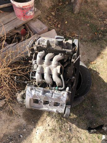 Двигатель от ауди
