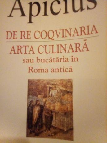 Carte de bucate preparate din Roma antica