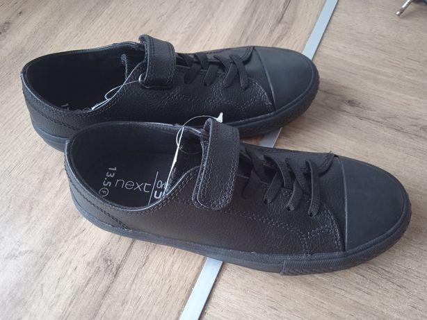 Школьная обувь, ботинки, натуральная кожа, Next, для мальчика