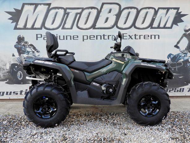 ATV Can-Am Outlander MAX 570 XU+ T 2021
