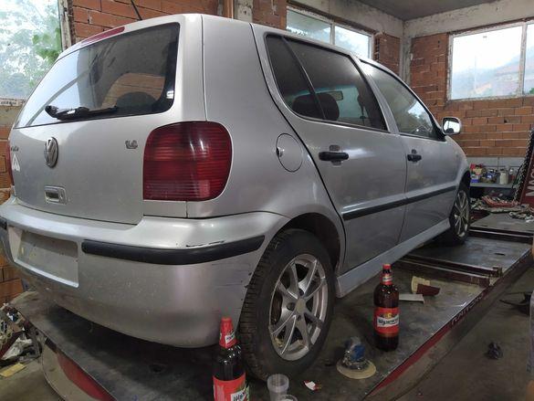 VW Polo 1.4 на части
