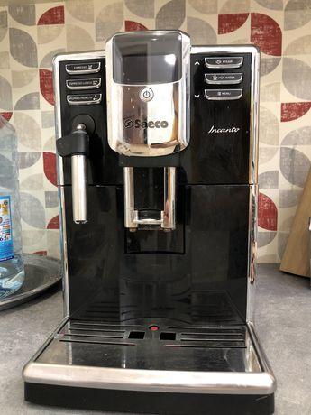 Expressor automat saeco philips incanto negru