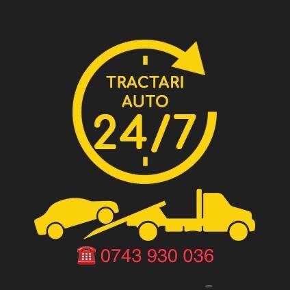Tractari Auto / utilaje/ barci/ rulote NON-STOP