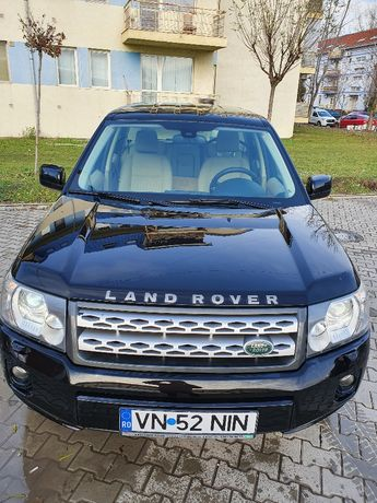 Land Rover Freelander 2 automat