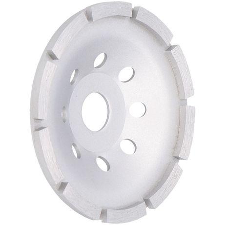 Диамантен диск за шлайфане 125mm с 1 сегмент FASTER TOOLS