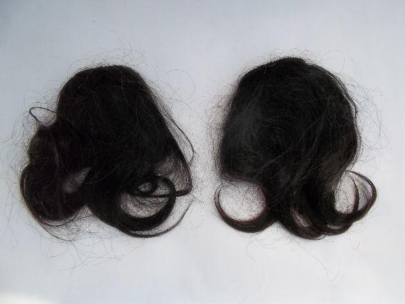 Естествена коса букли филъри