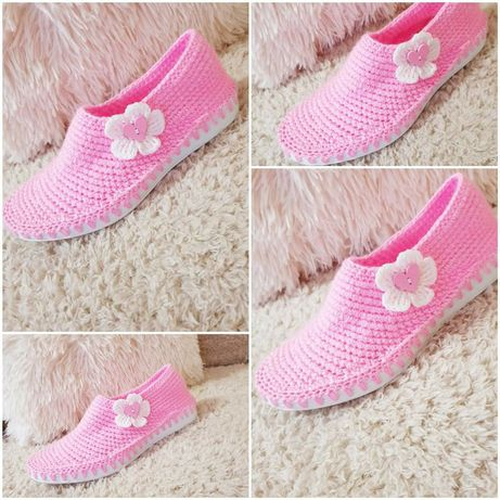 Pantofi realizati manual