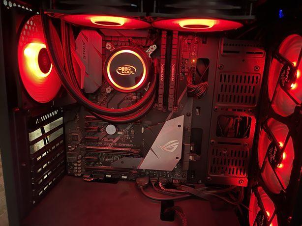 Игровой компьютер i7 8700k