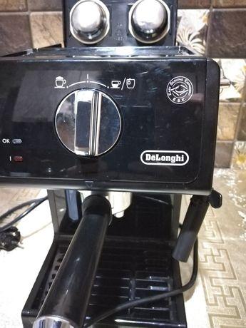 DeLonghi кофеварка