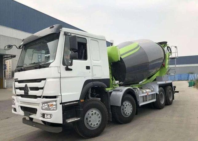 Бетон с доставкой для фундамента монолит стяжка бетономешалка в Алматы