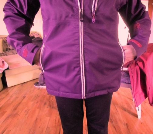 Chiemsee jacket уиндстопер, НОВО- 3000 воден стълб