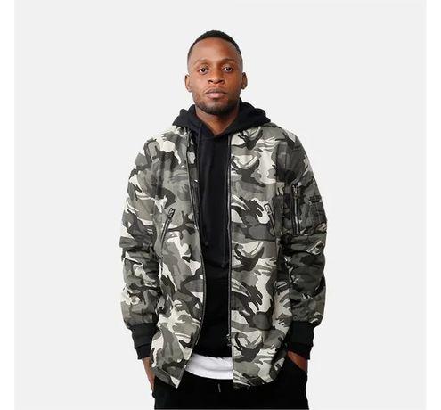 Камуфлажно мъжко яке
