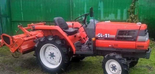 Мини трактор Kubota GL-21