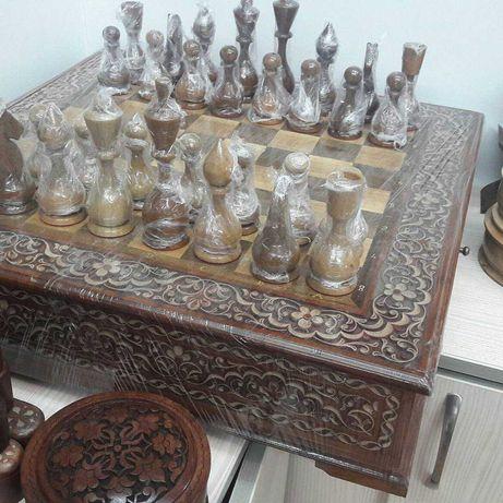 шахмат ручная работа