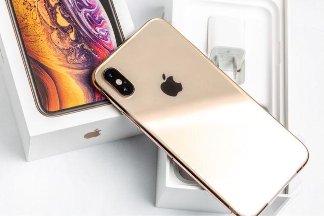 Iphone xs 64g gold в отличном состояний
