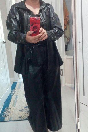 Продам костюм кожаный