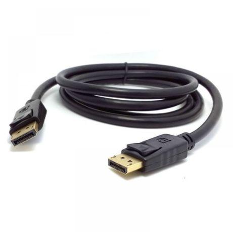 DisplayPort към DisplayPort качествен кабел 3м/1.8м мъжко-мъжко +Гаран