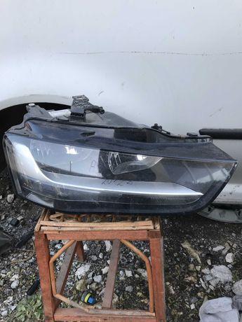 Оригинален десен фар Ауди А4 Б8 2012+ / фар за Audi A4 B8 2012+
