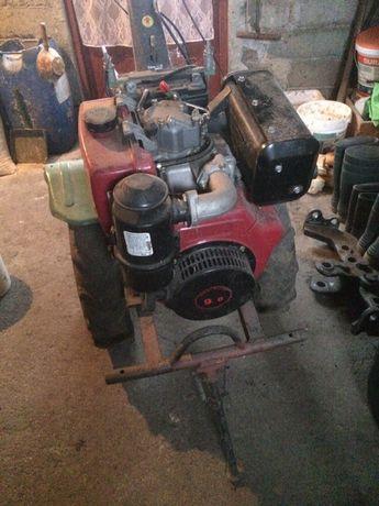 Motocultor Diesel 9 cai putere