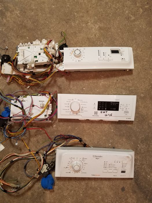 Placa Electrolux EWP 107300 W,EWT 1046,RWB 106119 W Iasi - imagine 1