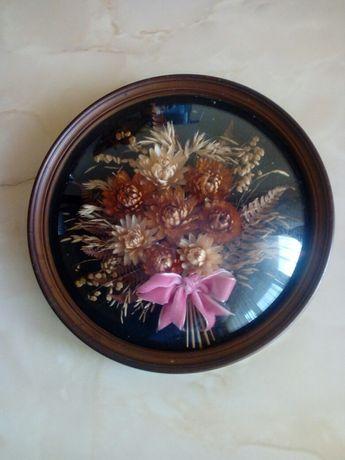 Tablou flori naturale de camp