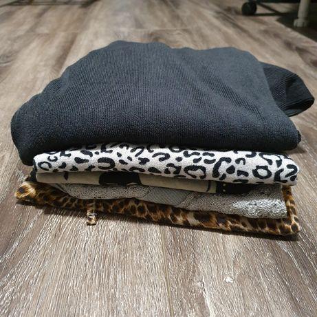 Lot bluze / pulovere marimea XS - S, Zara, Betshka, Amisu