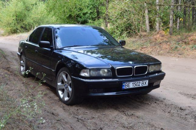 Авторазбор BMW E38 730I M60