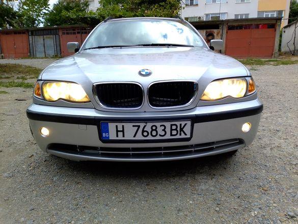 BMW E46 320d 150 конски сили