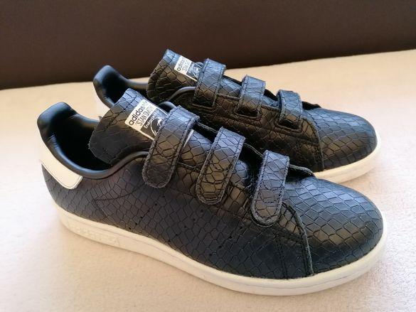 adidas® Stan Smith - 100% оригинални, дамски спортни обувки - No: 38
