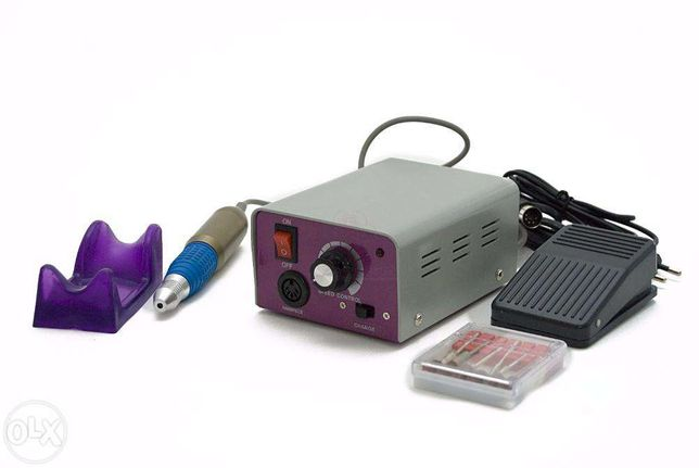 PILA ELECTRICA profesionala pentru unghii false/freza manichiura