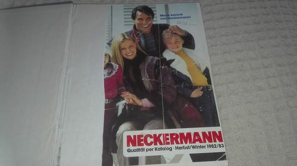 "Некерман""Neckermann 1982г 1983г"