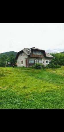 Vand casa din lemn