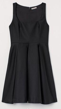 Елегантна рокля от плътен сатен