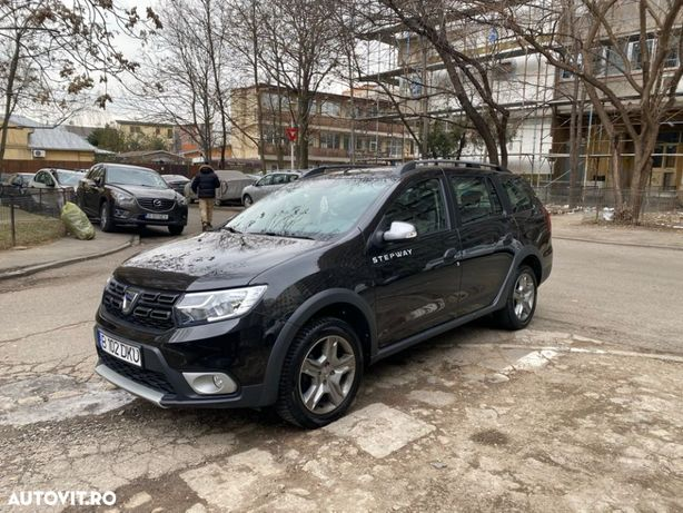 Dacia Logan Stepway Dacia Logan MCV Stepway ,complet dotata, fara accident,tva deductibil,