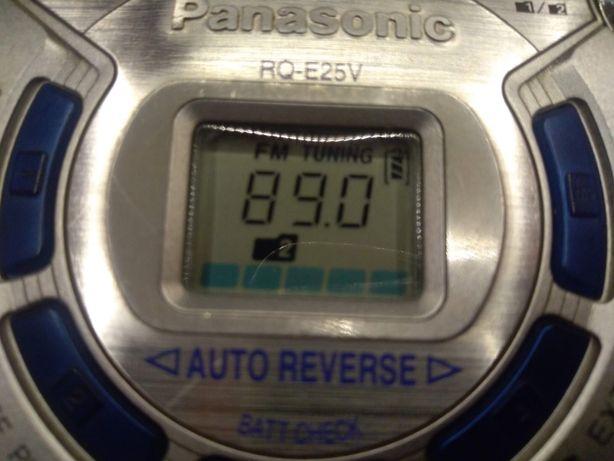Walkman Panasonic RQ - E25 V