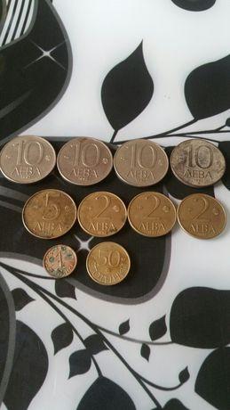 Лот България монети