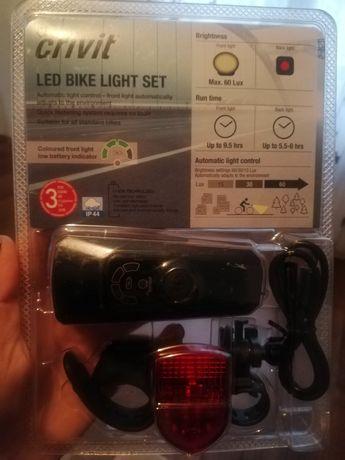 Set lumini led pentru bicicletă