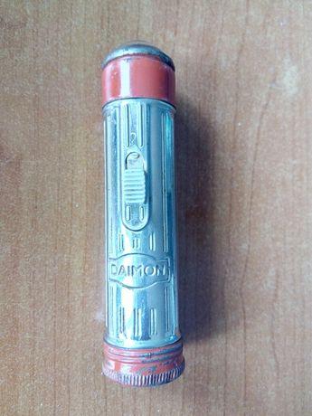 Lanterna Wehrmacht pentru hărți, marca Daimon.