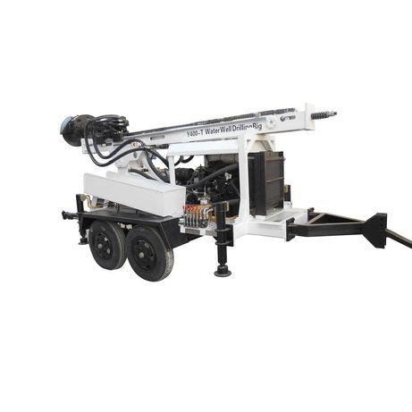 Гидравлическая буровая установка для бурения скважин на воду SL400