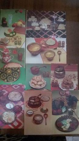 Антикварные наборы открыток СССР