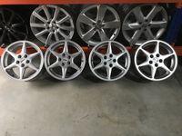 Jante aliaj 16 5x110 Opel Alfa Romeo
