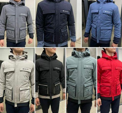 Куртки , есть 4 вида , есть все размеры