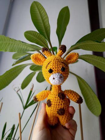 Продается супер миленький жирафик ручной работы