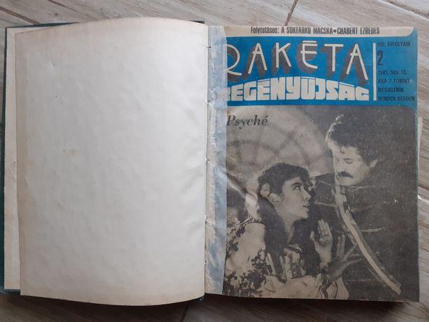 Colectie revista Raketa 1978-1982