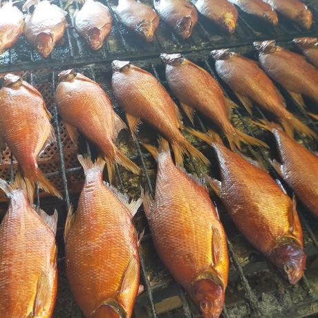 Рыба горячего и холодного копчения!